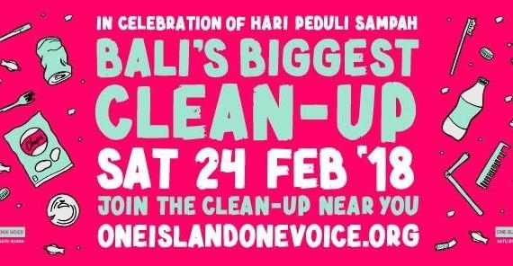 Bali's Biggest Clean-up   Atlantis Bali Diving