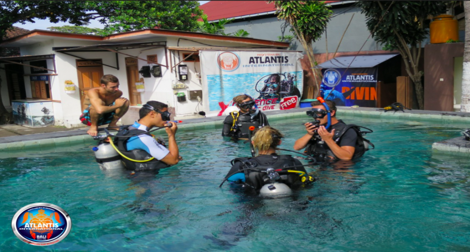Why Should You Do A Refresh When You Didn't Dive For A While? | Atlantis Bali Diving