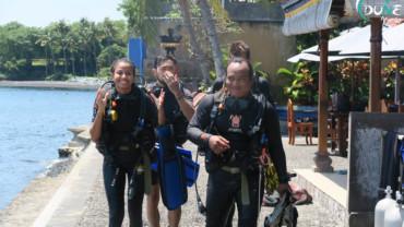 Open water diver | Atlantis Bali Diving
