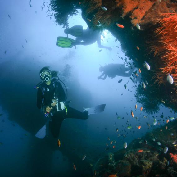 Diving Tulamben | Atlantis Bali Diving