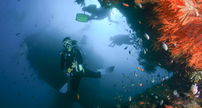Diving Tulamben | Atlantis Bali Diving