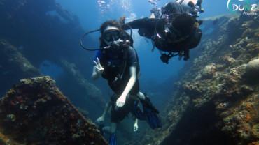 Wreck diving | Atlantis Bali Diving