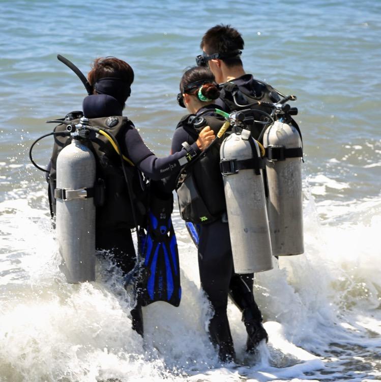 PADI Open Water Diver Referral | Atlantis Bali Diving
