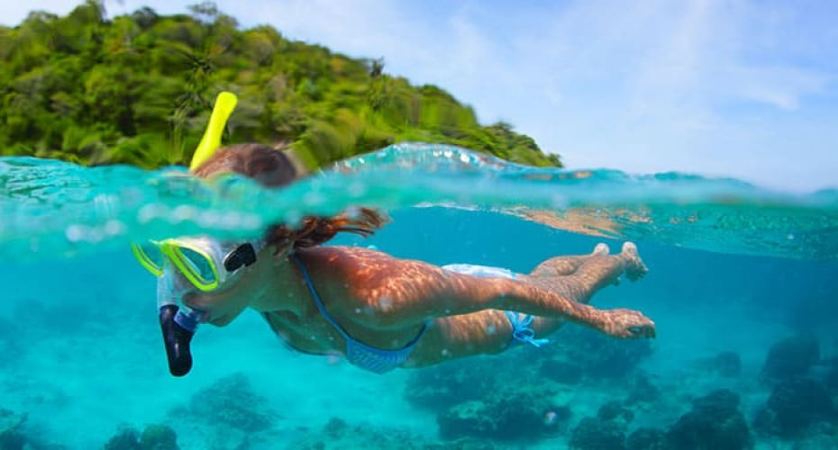Best Snorkeling Spot In Bali | Atlantis Bali Diving