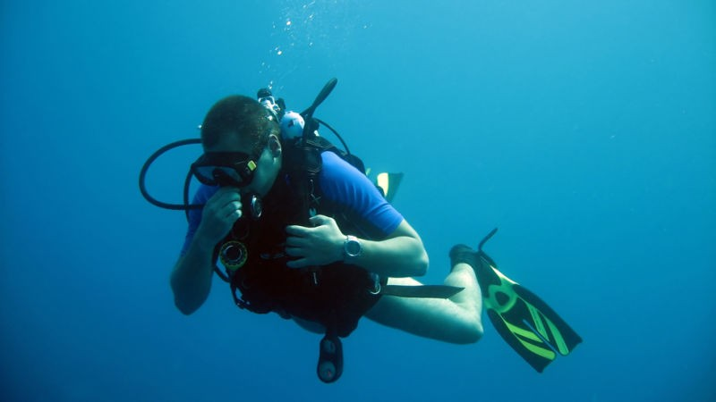 Clearing Your Ears During Diving | Atlantis Bali Diving