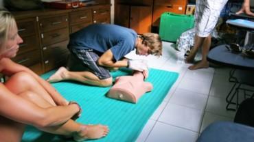 PADI Emergency First Response | Atlantiis Bali Diving