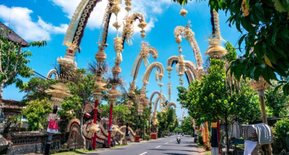 Galungan, An Ancestral And Oversized Party | Atlantis Bali Diving