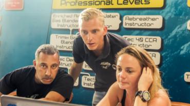 Karl | Dive training course | Atlantis Bali Diving
