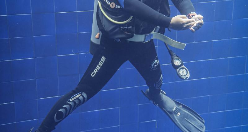 Open water diver referral | Atlantis Bali Diving