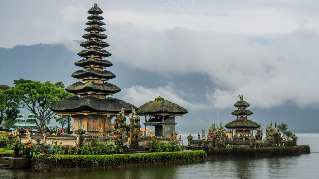 Impressive temples | Atlantis Bali Diving