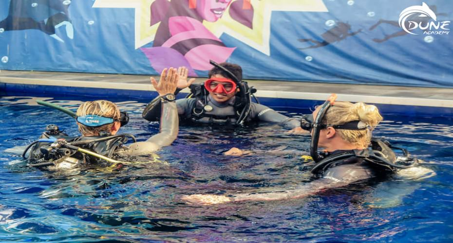 PADI Open Water- The First And Most Popular Level Of Scuba Diving | Atlantis Bali Diving