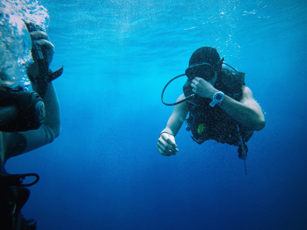 Scuba Diving in one of the most diverse water on earth | Atlantis Bali Diving