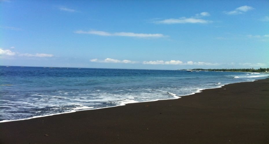 The Black Sand' Beaches | Atlantis Bali Diving