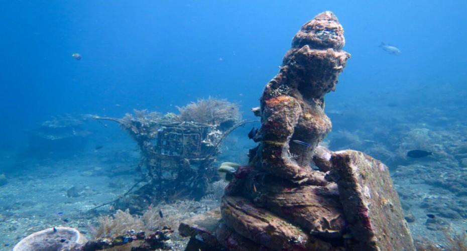 The Famous Wreck- USS Liberty - Tulamben, Bali | Atlantis Bali Diving