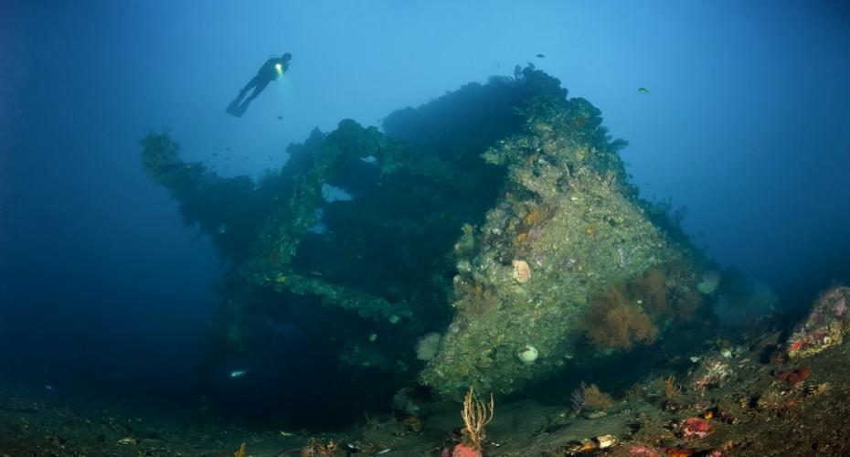 Tulamben, the USA Liberty | Atlantis Bali Diving