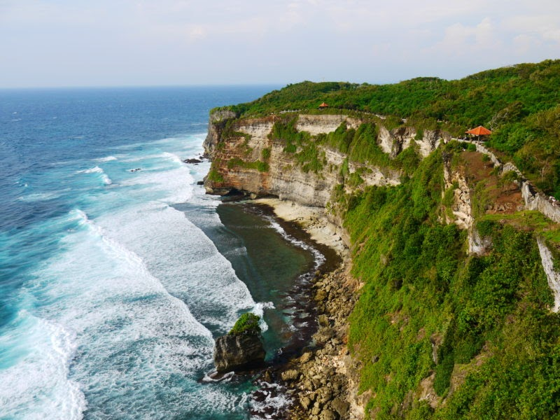 Uluwatu Cliff | Atlantis Bali Diving