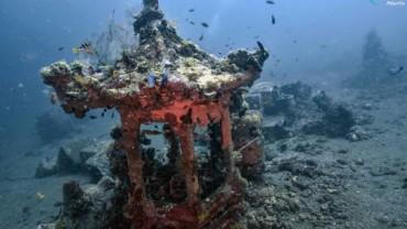 PADI Wreck Diver Course in Bali   Atlantis Bali Diving