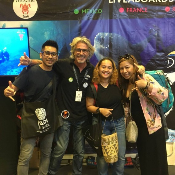 ADEX 2018 in Singapore | Atlantis Bali Diving