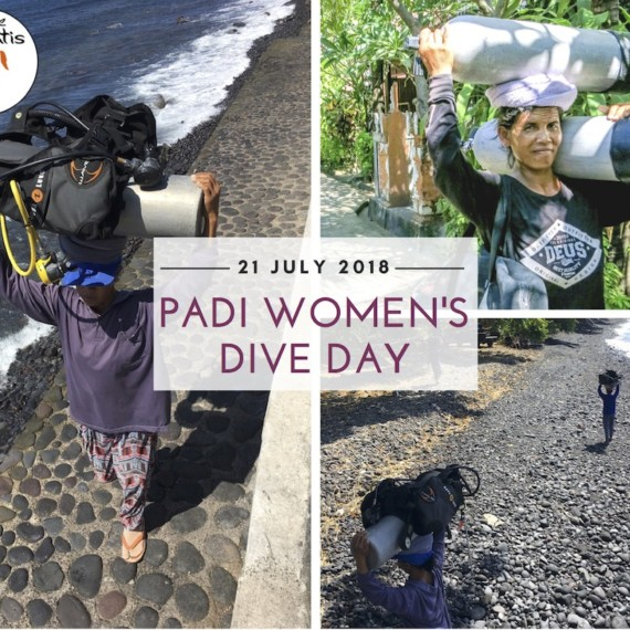 Women's Dive Day | Atlantis Bali Diving