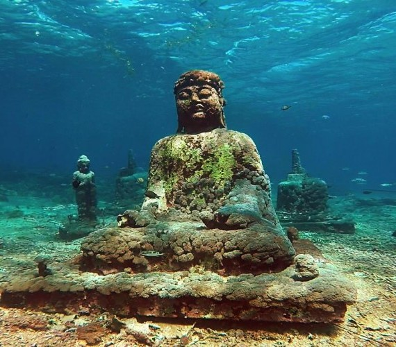 EARTHQUAKE BALI, 5TH OF AUGUST 2018   Atlantis Bali Diving