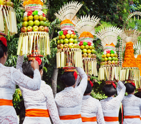 Balinese Galungan and Kuningan   Atlantis Bali Diving