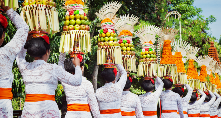 Balinese Galungan and Kuningan | Atlantis Bali Diving