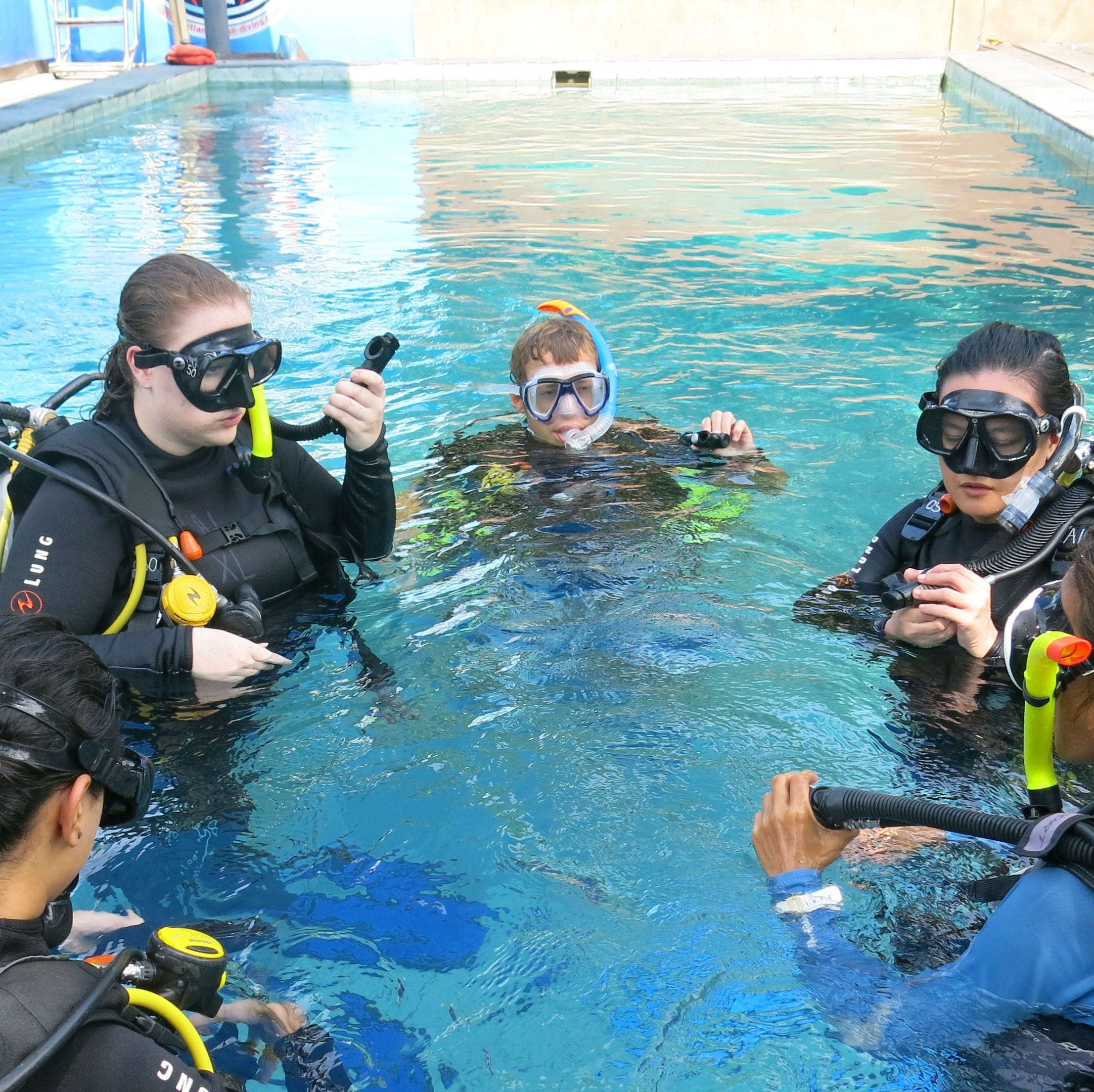 Dive training | Atlantis Bali Diving
