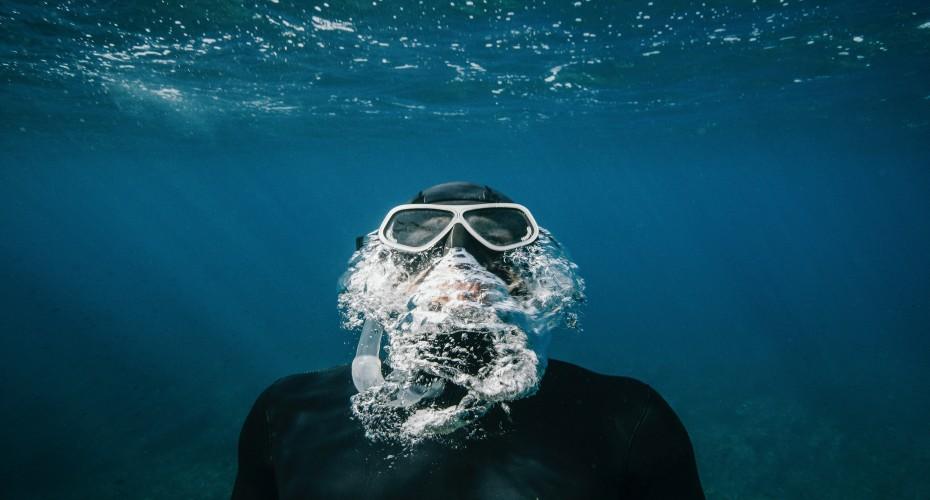 High performance mask at Atlantis Bali Diving | Atlantis Bali Diving