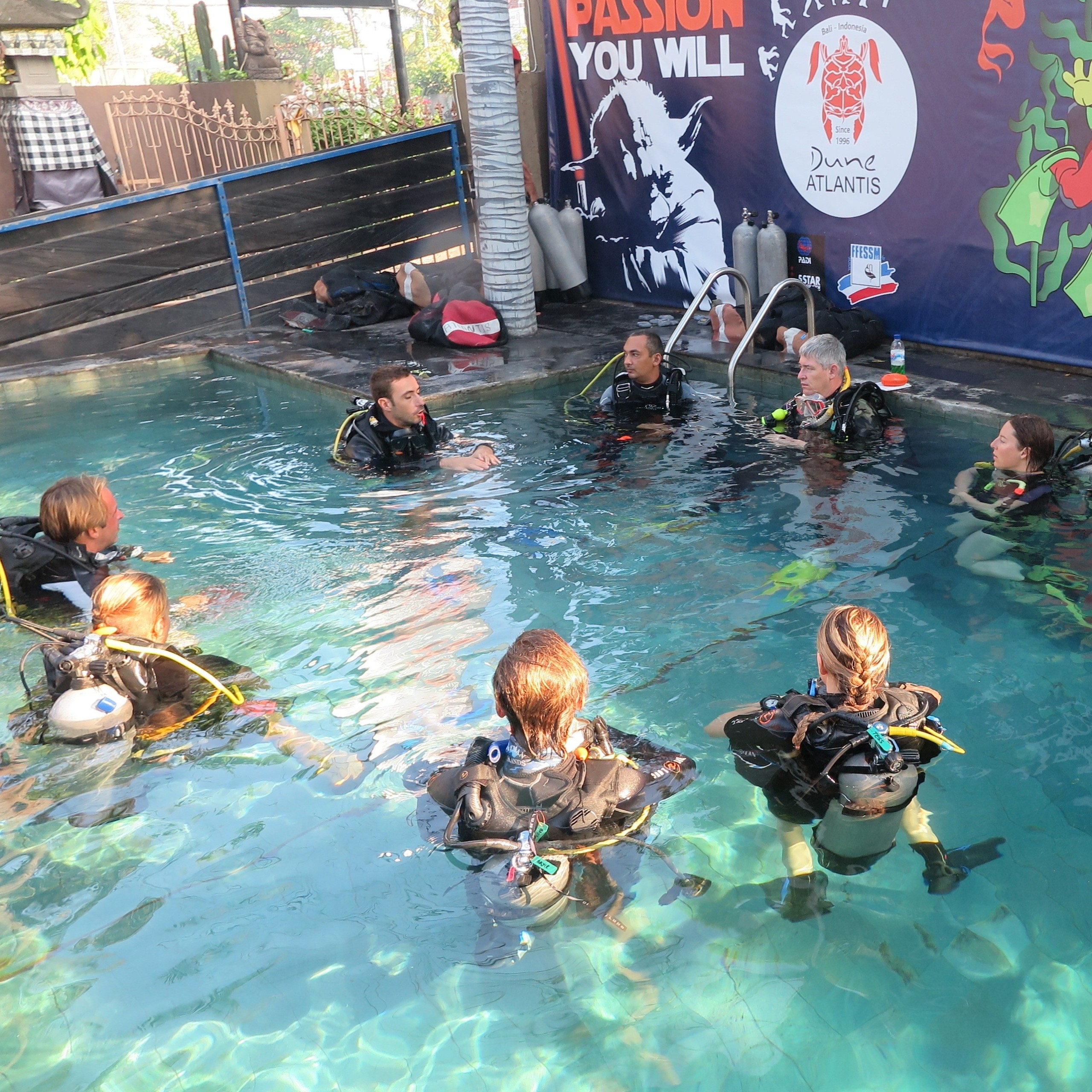 ID Course 2 | Atlantis Bali Diving