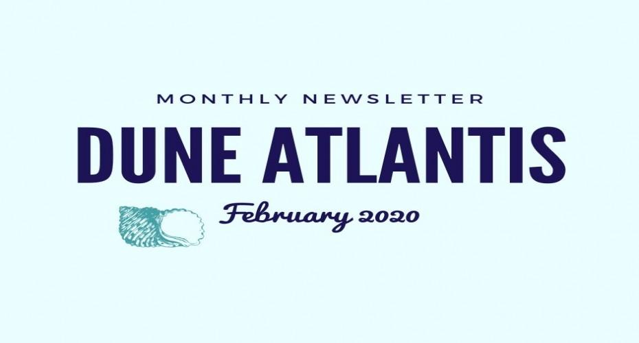 Monthly Newsletter Feb 2020 | Atlantis Bali Diving