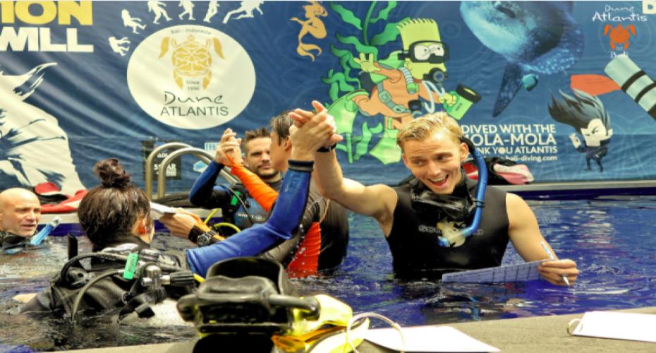 Newsletter September - IDC Course | Atlantis Bali Diving