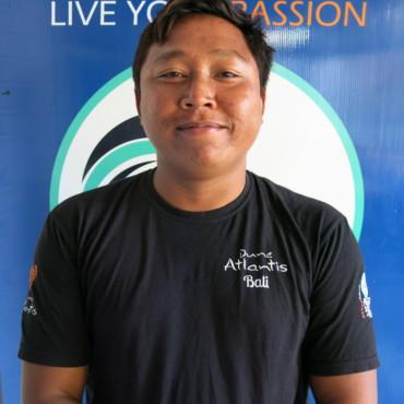 Andhy | Atlantis Bali Diving