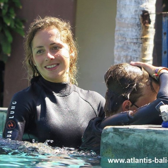 Ellie | Atlantis Bali Diving