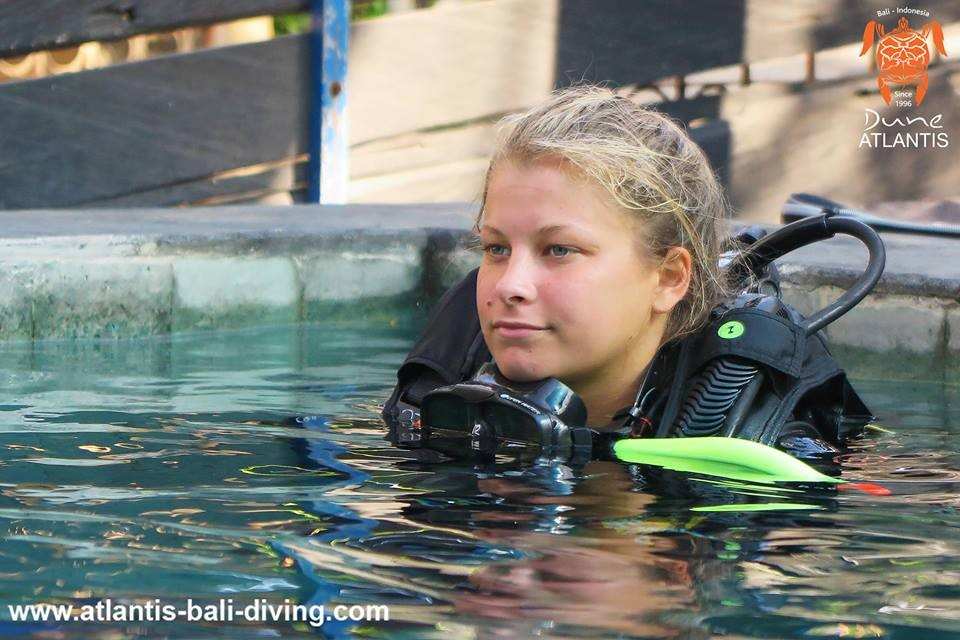 Emily | Atlantis Bali Diving