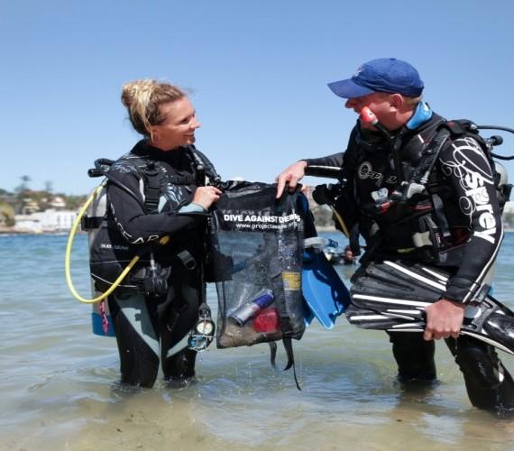 Project Aware Week   Atlantis Bali Diving