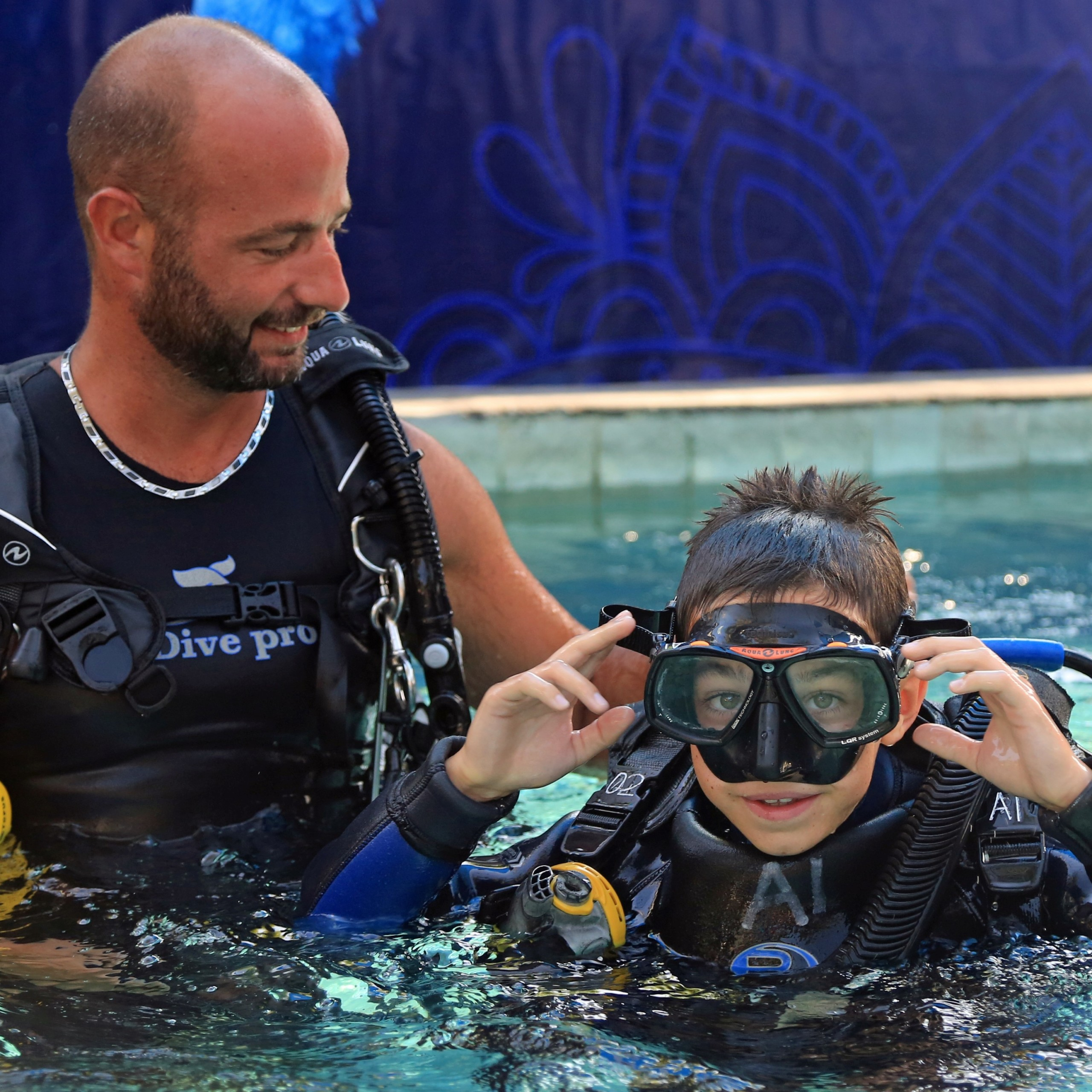 try diving course | Atlantis Bali Diving