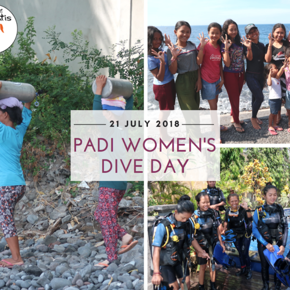 PADI Women's Day | Atlantis Bali Diving