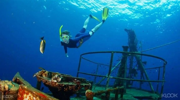 USAT Liberty Wreck - Tulamben | Atlantis Bali Diving