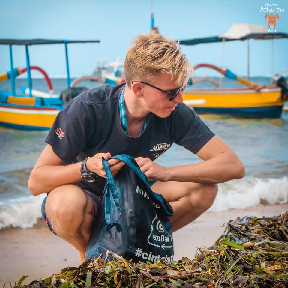 Course Director Karl | Atlantis Bali Diving