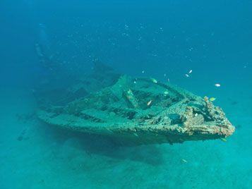 Wreck Anker | Atlantis Bali Diving