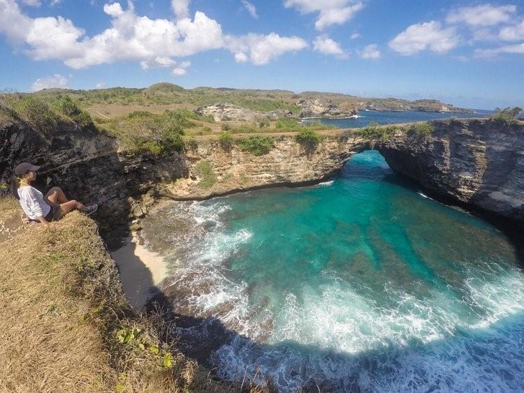 Broken Beach - Atlantis Bali Diving