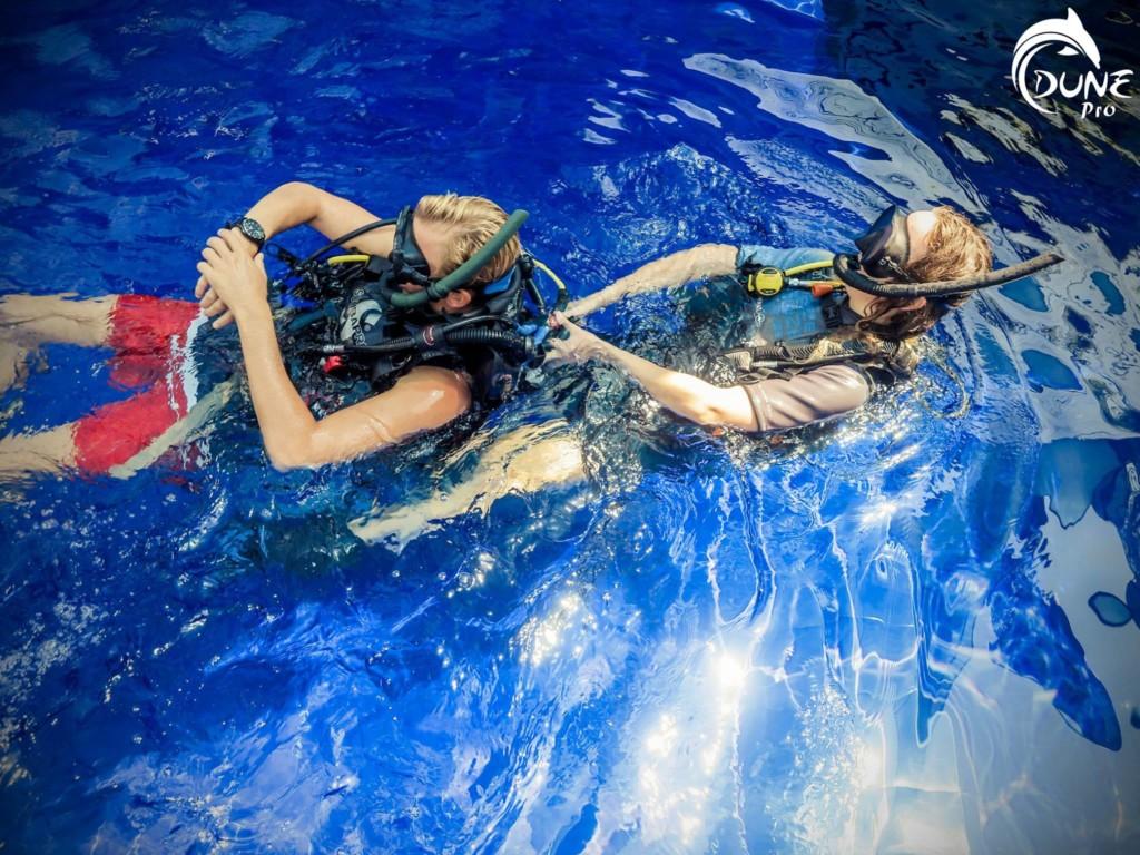 Certificated Divers | Atlantis Bali Diving