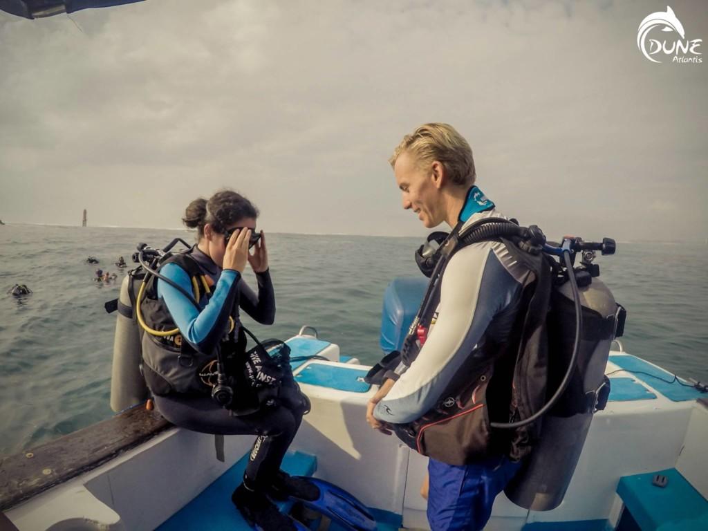 PADI Divemaster | Atlantis Bali Diving