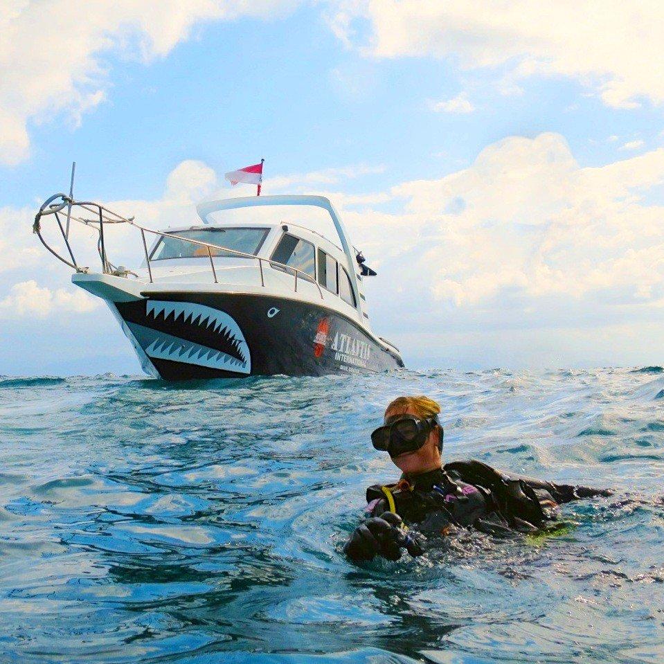 Internship | Atlantis Bali Diving