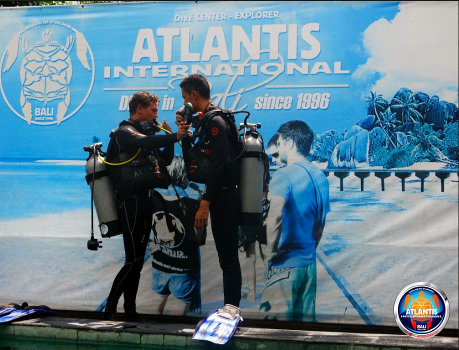 Dive   Atlantis Bali Diving