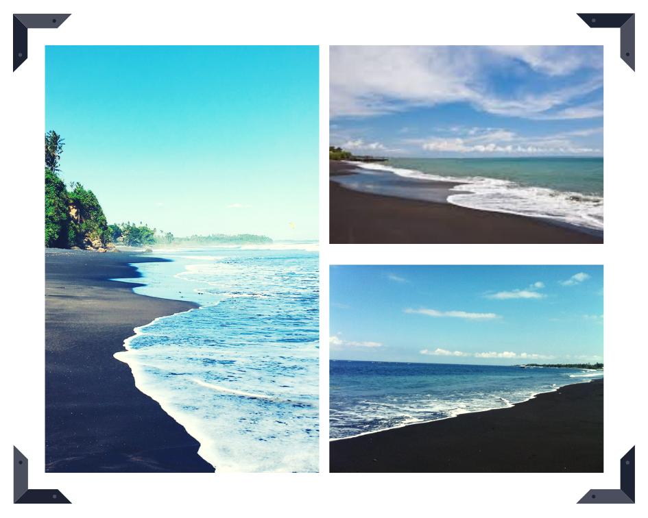 Plages de sable noir | Atlantis Bali Diving